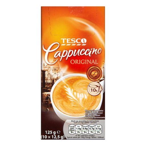 Cappuccino Italpor TESCO Original 10x12,5g/doboz