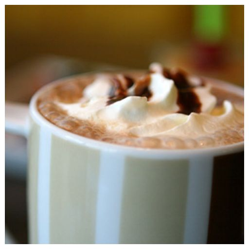 CappuccinoMilkIce-CreamPowder2,04kg/bag