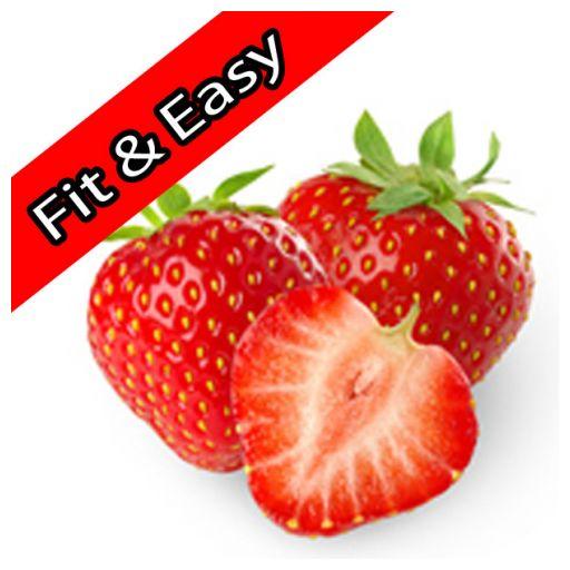 Eper Fagylaltpor FIT & EASY 1 kg/cs