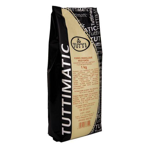 Forró Csokoládé Italpor Mogyorós TUTTIMATIC 1 kg/cs