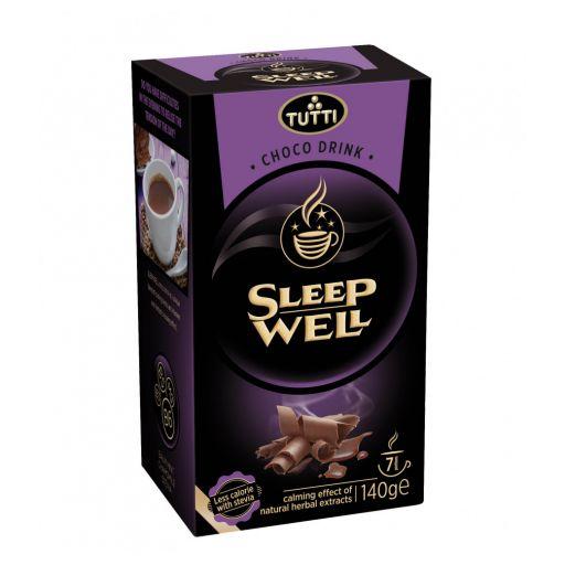 Forró Csokoládé Italpor Sleep Well 7 x 20 g/disp