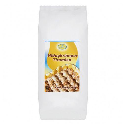 Hidegkrémpor Tiramisu 1 kg/cs