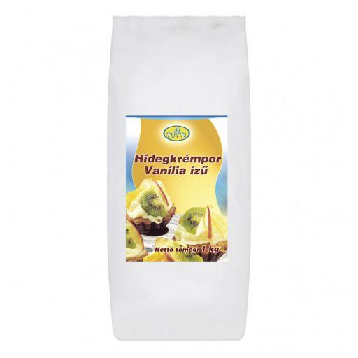 Hidegkrémpor Vanília 1 kg/cs
