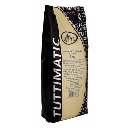 Tea- és Erdeigyümölcsízű Italpor TUTTIMATIC 1 kg/cs