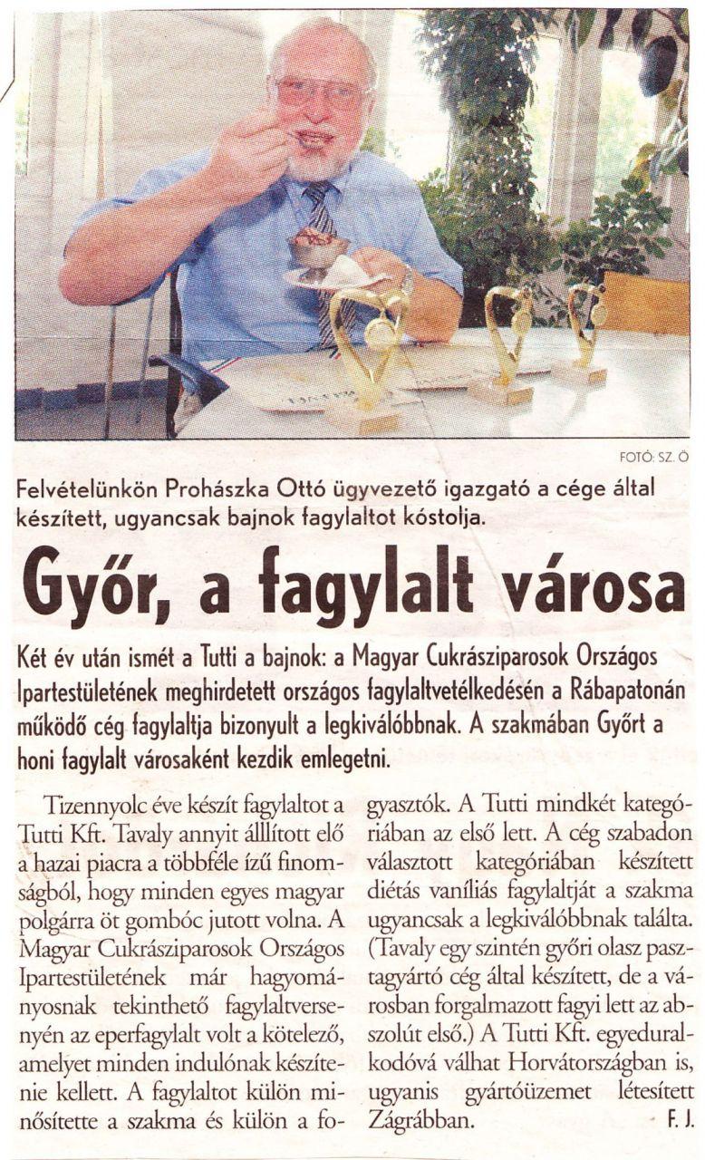 2004. - Kisalföld