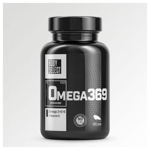 BodySelect Omega369 kapszula 120 db/fl
