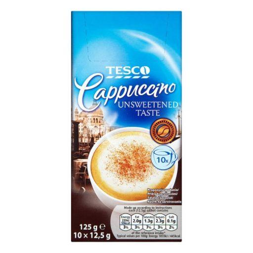 Cappuccino Italpor TESCO Édesítés nélküli 10x12,5g/doboz