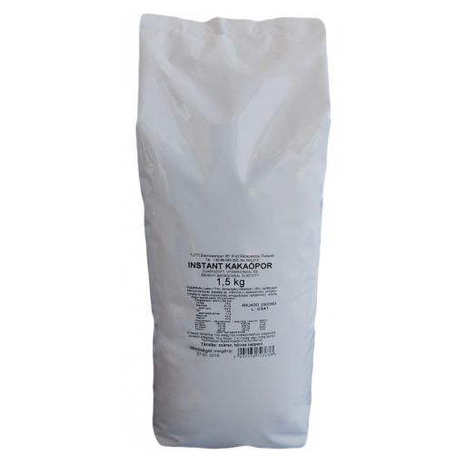 Instant Cocoa Powder with Sugar 1,5 kg/bag