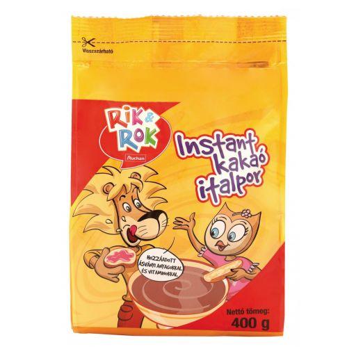 AuchanRik&RokInstantCocoaPowder400g/bag