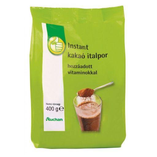 Instant Kakaó Italpor Tipp Auchan 400 g/cs