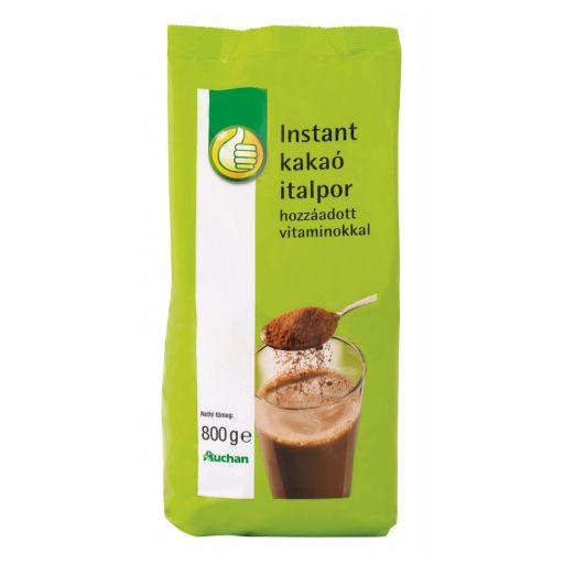 AuchanTippInstantCocoaPowder800g/bag