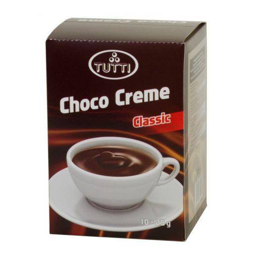 Krémcsokoládé TUTTI Choco Creme Classic 10x25g