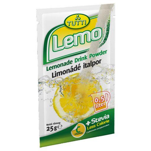 Limonádé Italpor LEMO Citrom ízű 25 g