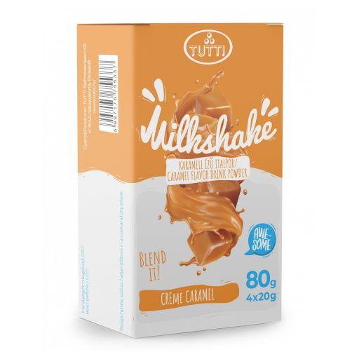 Milk - Shake Tutti Krémkaramell 4 x 20 g/display