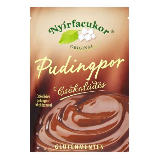 NYÍRFACUKOR csokoládés puding 75 g
