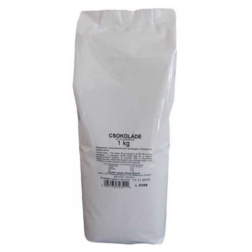 Pudding Powder Chocolate 1 kg/bag
