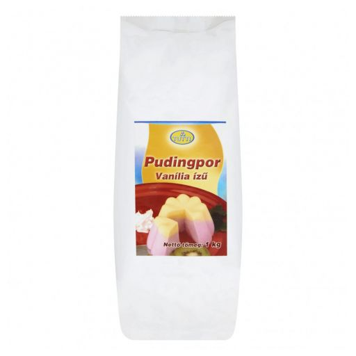 Pudding Powder Vanilla 1 kg/bag