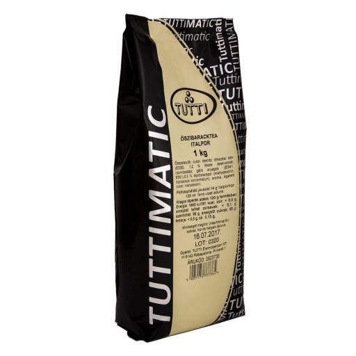 Tea Italpor Őszibarackízű TUTTIMATIC 1 kg/cs