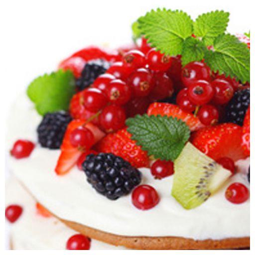 Tejszínes Erdei Gyümölcs Tejfagylaltpor 2,04 kg/cs