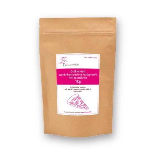 Zellei Tündi lisztkeverék kelt tésztákhoz 1 kg/cs