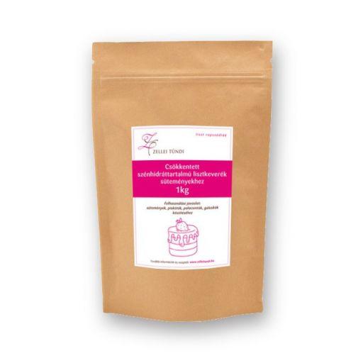 Zellei Tündi lisztkeverék süteményekhez 1 kg/cs