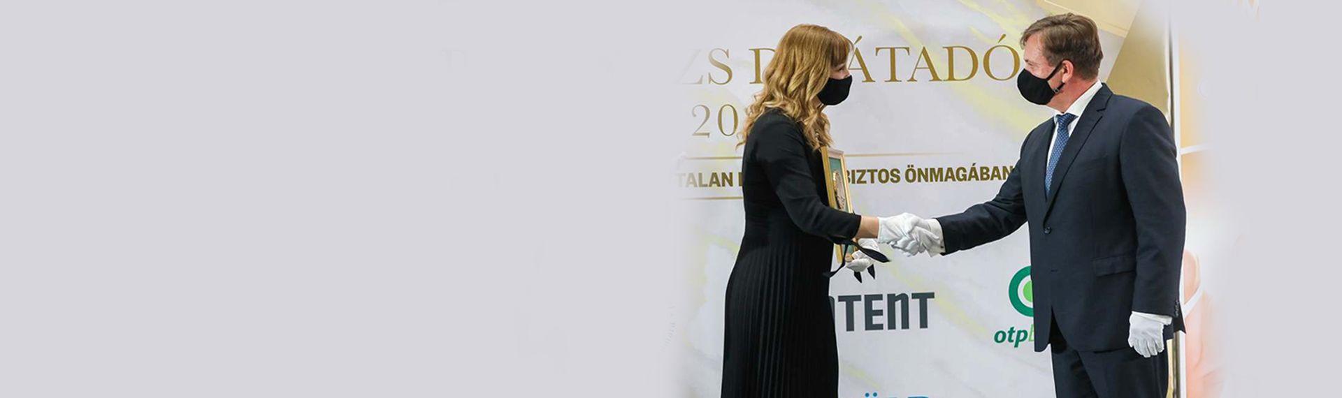 Presztízs-díj 2020