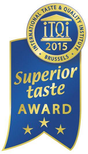 Superior Taste Award 2015 ***