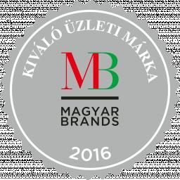 Magyar Brands üzleti díj