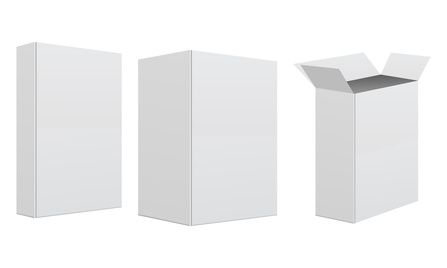 Paper boxes packaging