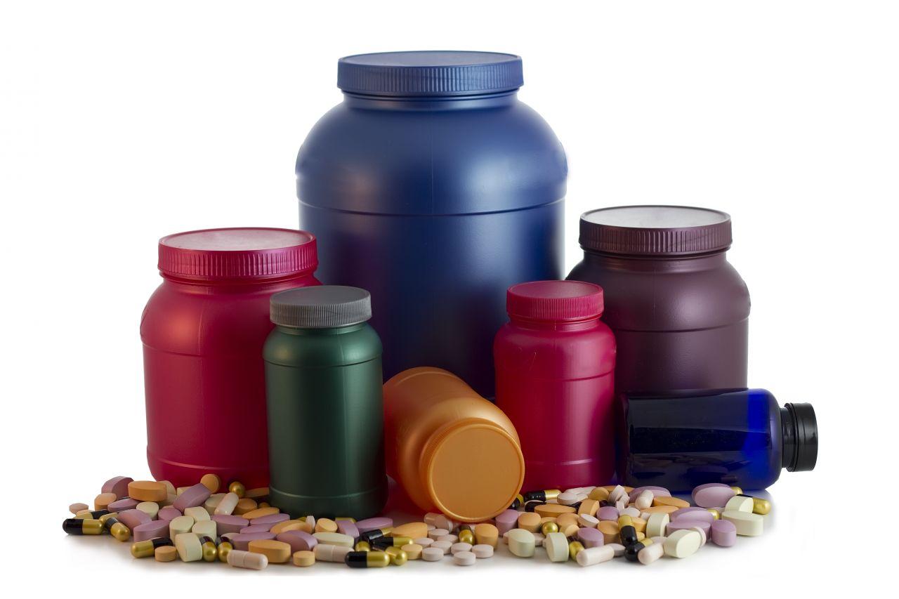 PET bottles packaging