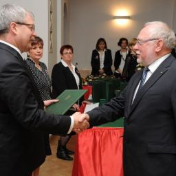 Hungarian Agricultural Quality Award 2012